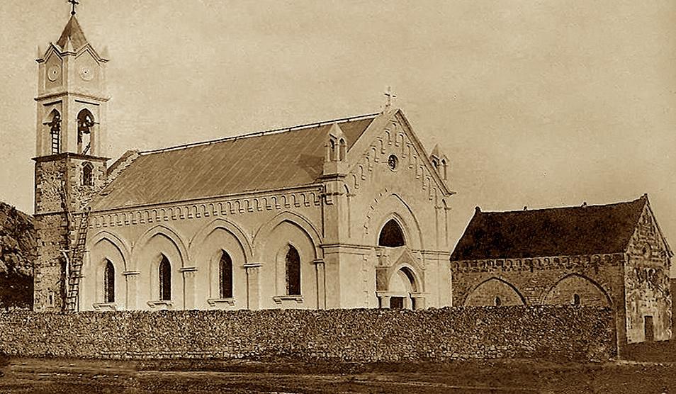 Kisha e Vaut të Dejës nga para