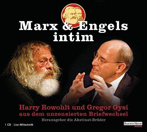 """Marx & Engels intim""nga Björn & Simon Akstina"
