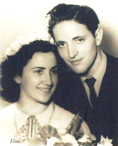 Nina Bogdanoviç & Martin Camaj - 1951