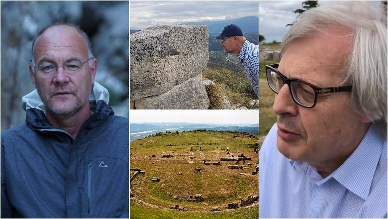 Tare & Sgarbi - duke zbuluar Bylis si qytet grek