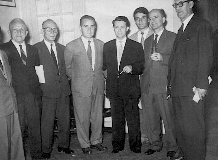 Qerim Haxhiu mes personaliteteve të Diasporës Shqiptare në Mërgim