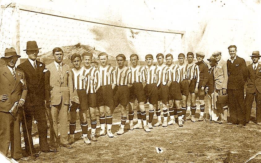 Sport Klub Tirona në Vitet '30