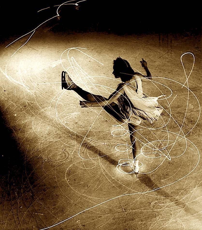 Gjon Mili - Balerina duke vallzuar