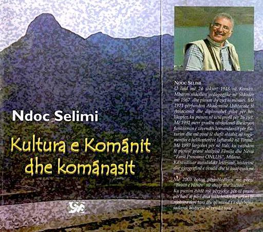 Kultura e Komanit dhe Komanasit - Ndoc Selimi
