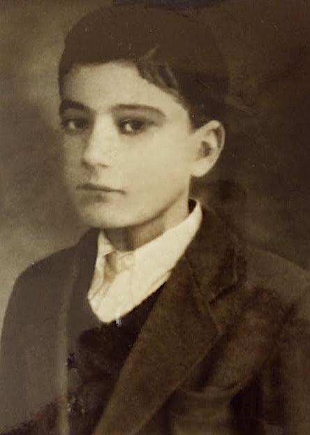 Vehbi Ibrahim Repishti, një nga femijët e Kampit të Tepelenës