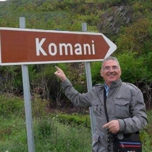 Ndoc Selimi dhe Komani