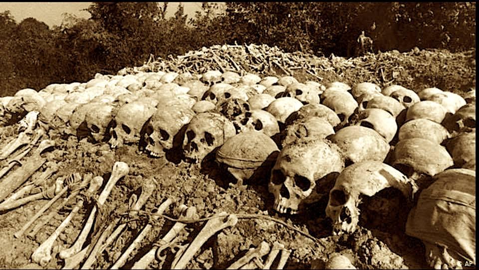 Në 5 vite Pol Poti shkaktoi 1.8 vilion te vdekur e te zhdukur