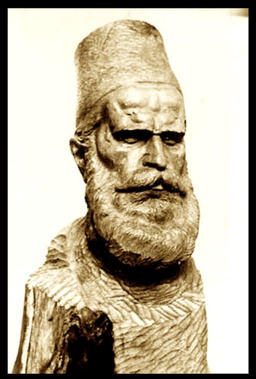 Haxhi Qamili (1876-1915) - Skulpture nga Kristaq Rama