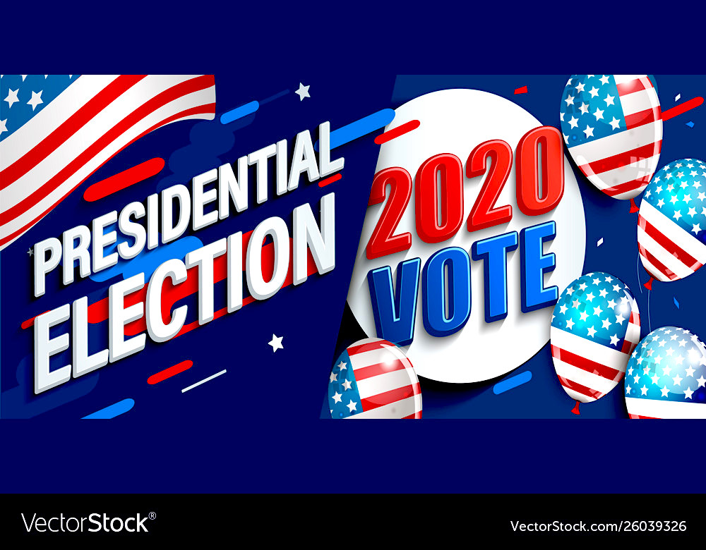 Presidential Election USA - 2020