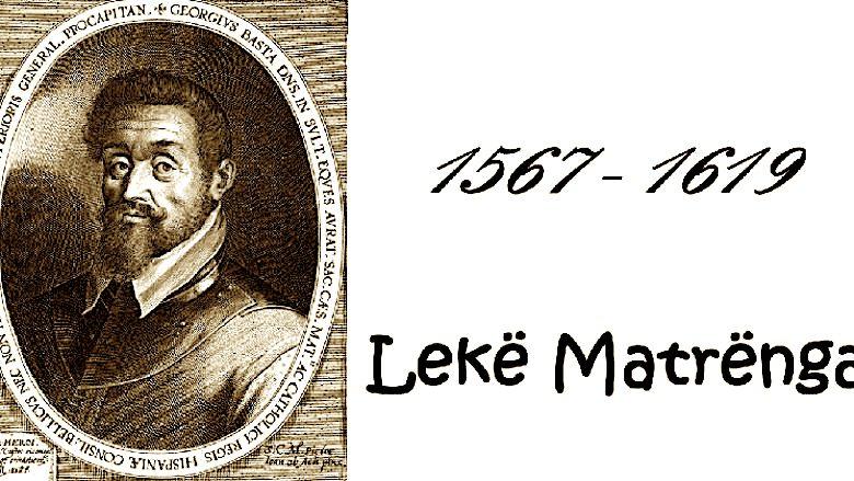 Lekë Matranga (1567-1619)