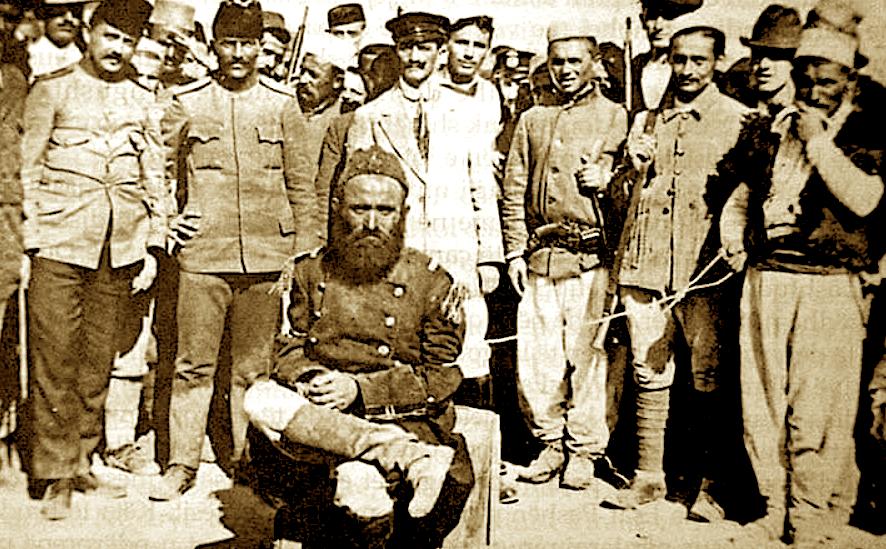Rrebeli Haxhi Qamili i kapur rob