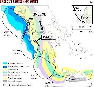Deti Jon - midis Shqipërisë dhe Greqisë
