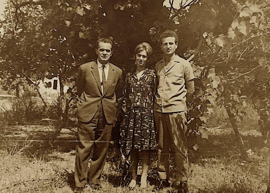 Qerim Haxhiu, Fatbardha dhe Gjyzel Hasani, Lushnje 1967