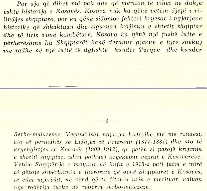Hamit Kokalari - Kosova  - Djep i Shqiptarizmes