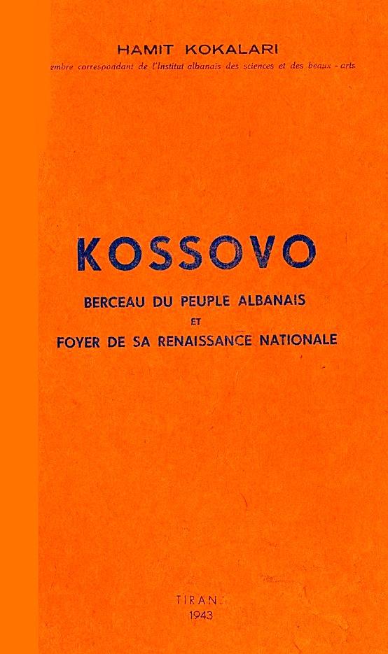 Hamit Kokalari - Kossovo (1943)