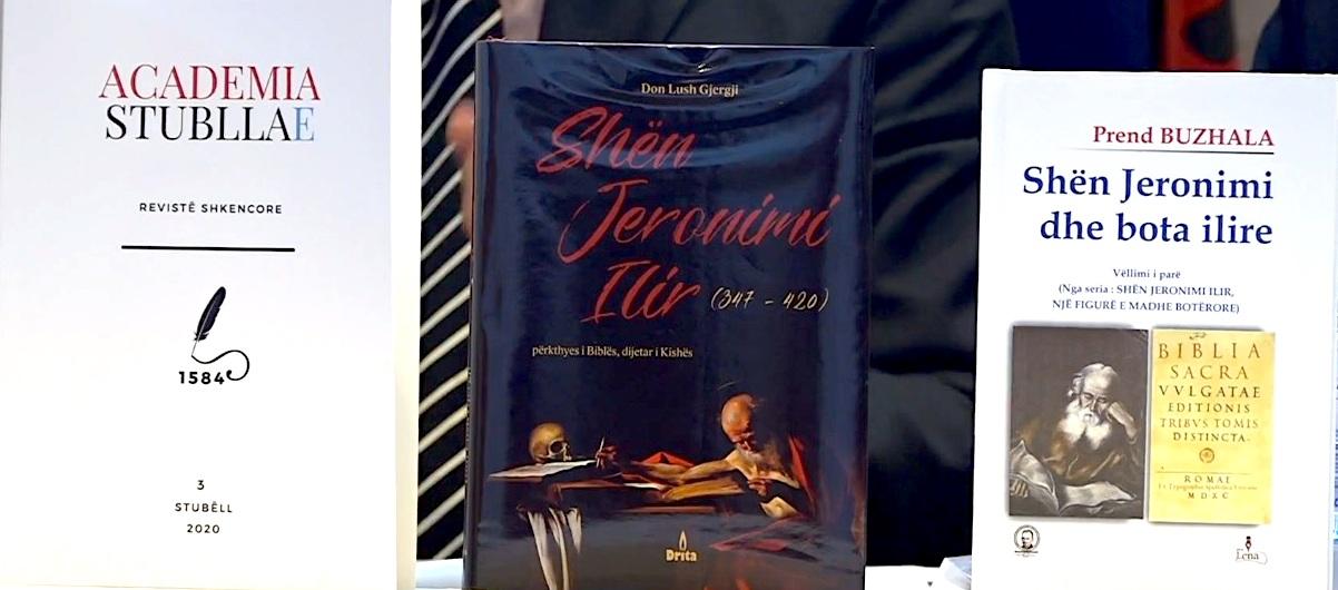 Akademi shkencore per Shen Jeronimin (420-2020) -1600 vjetori i vdekjes