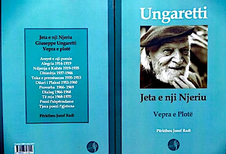 Ungaretti - Jeta e nji Njeriu - shqip nga Jozef Radi