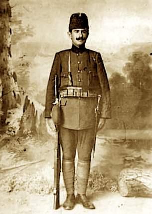 Ceno Sharra (1887-1914)