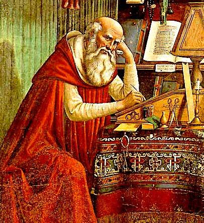Shën Jeronimi (347-420)Shën Jeronimi (347-420)