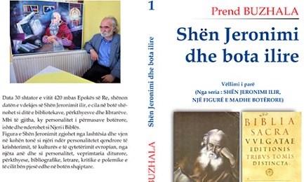 Prend Buzhala - Shën Jeronimi dhe Bota Ilire