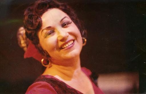 Rozmari Jorganxhi gjatë interpretimeve në Opera