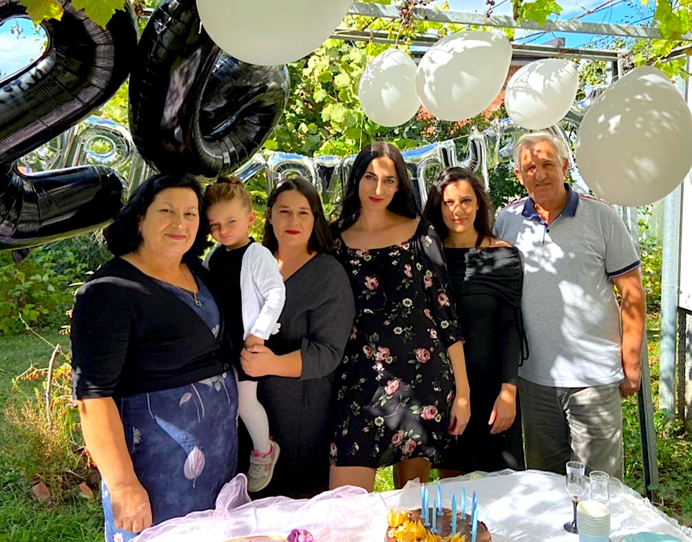 Ramadan Musliu dhe Familja e tij