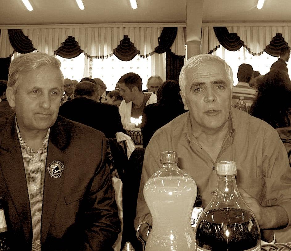Petrit Palushi & Dan Musliu Rozhajë - 22 prill 2012