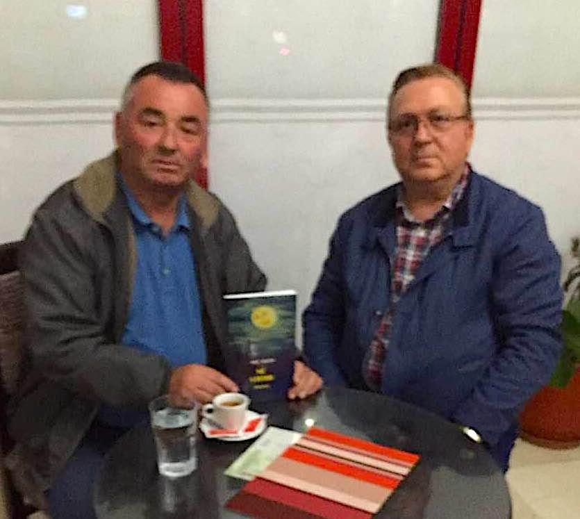 Muçi Xhepa & Albert Llazari - Elbasan, 7 Tetor 2019