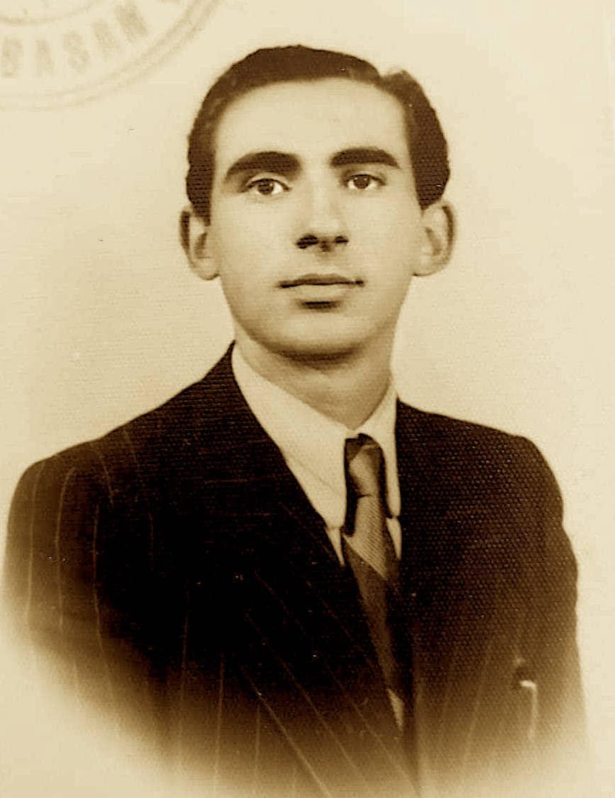 Reis Myrteza Poshi (1919-2001)Reis Myrteza Poshi (1919-2001)