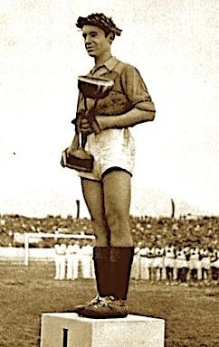 Loro Boriçi - Vitin 1946, Shqipnia fiton kupën e kampionatit të shteteve ballkanike