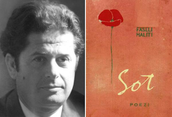 "Faslli Haliti - Libri i tij i pare ""Sot"" sigurisht me i miri"