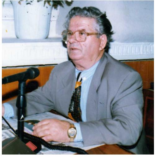 Faslli Haliti (1935-2020)