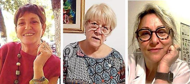 Dr. Liliana Kristuli, Dr. Lida Mulo, Dr. Evelina Sulaj Skënderi,