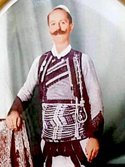Luketë Grishaj - Kryeluftëtarar i Kryengritjes së Malsisë së Madhe