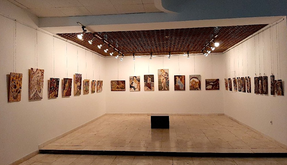 Salla e Ekspozitës në Muzeun Kombëtar - 16 Nëntor 2020