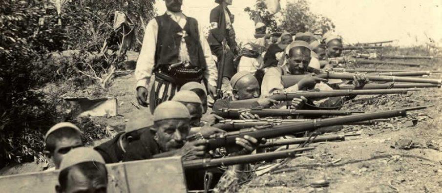 Luftëtarë të Kryengritjes së Malsisë së Madhe