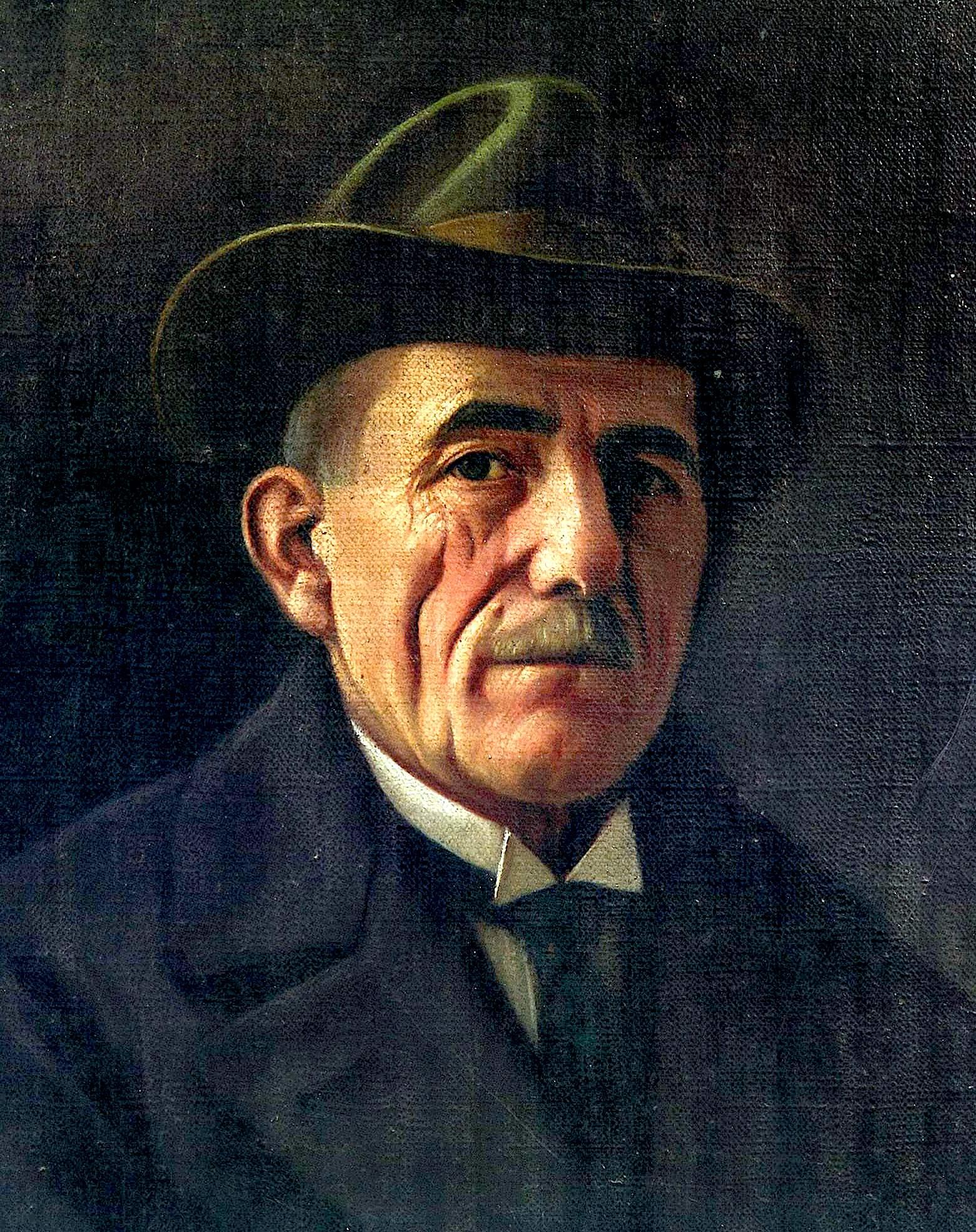 Kol Idromeno - Autoportret