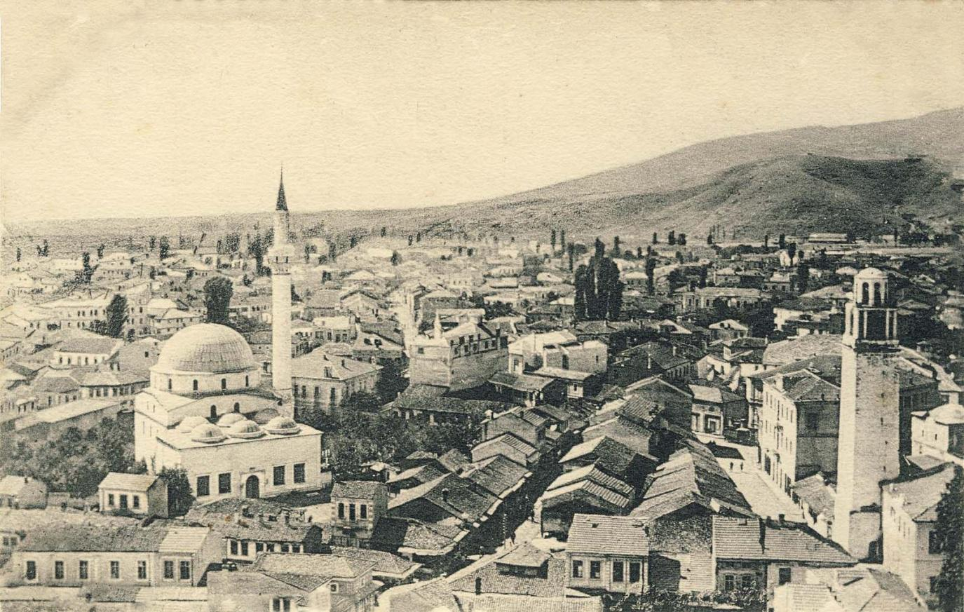 Manastiri, ne vitin 1910