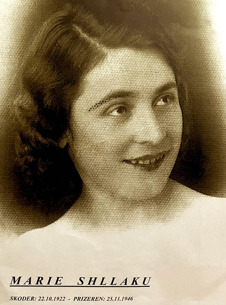 Marie Shllaku (1922-1946)