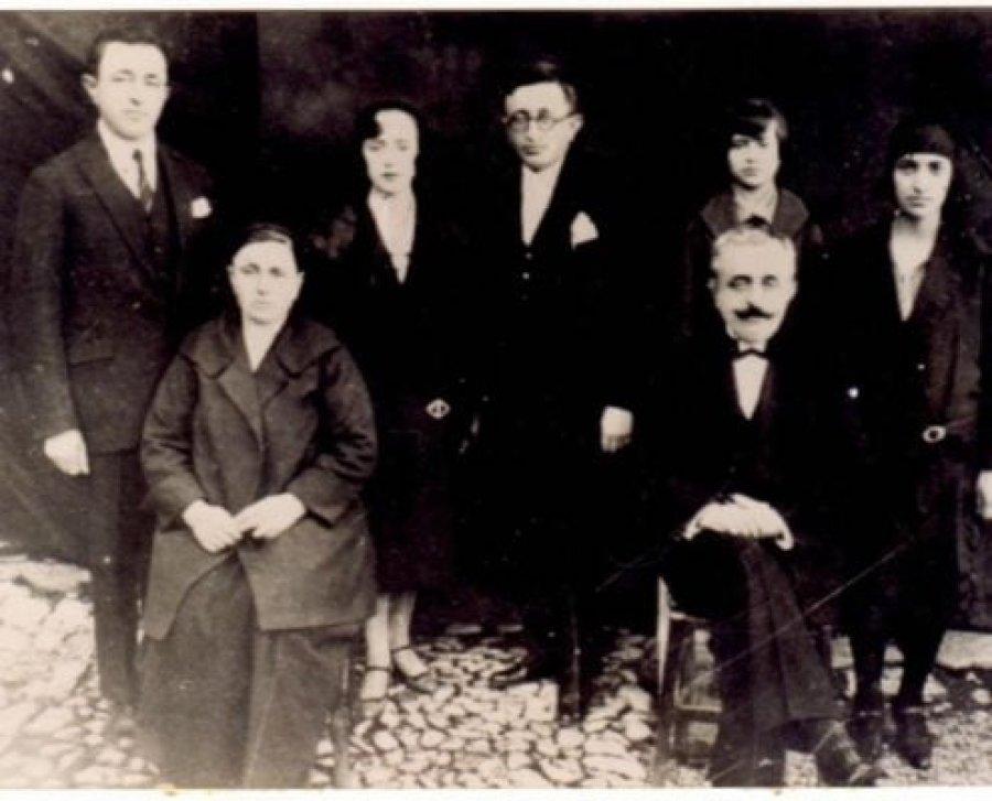 Një prej familjeve të Masakrës së nëntorit 1944