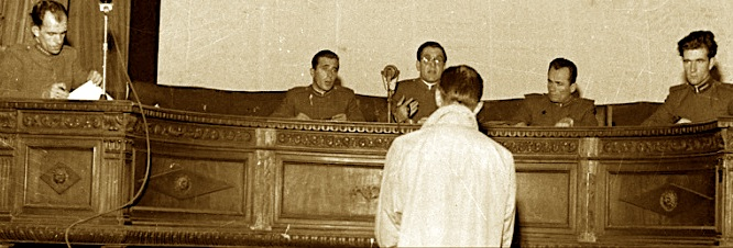Gjyqi i Sabotatorëve te Maliqit 6 -22 nëntor 1946)