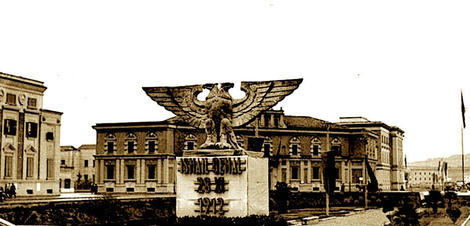 Tirana në nëntor 1944