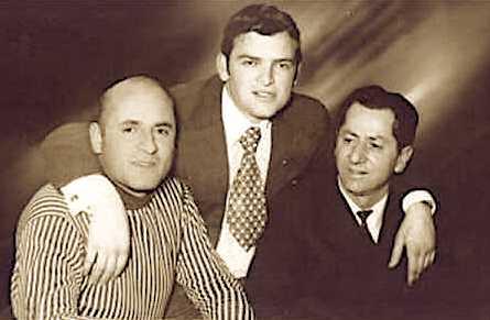 Ismet Peja - Demir Krasniqi - Qamili Vogël - Gjakovë 15 shkurt 1974