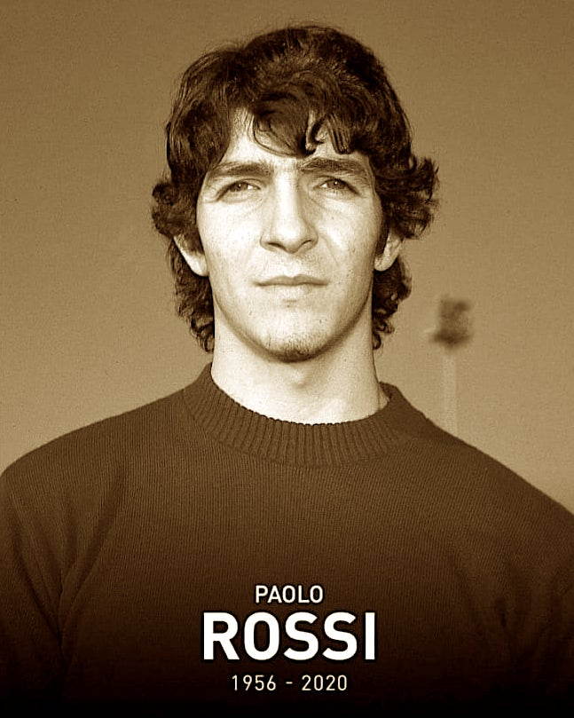 Paolo Rossi - (1956-2020)