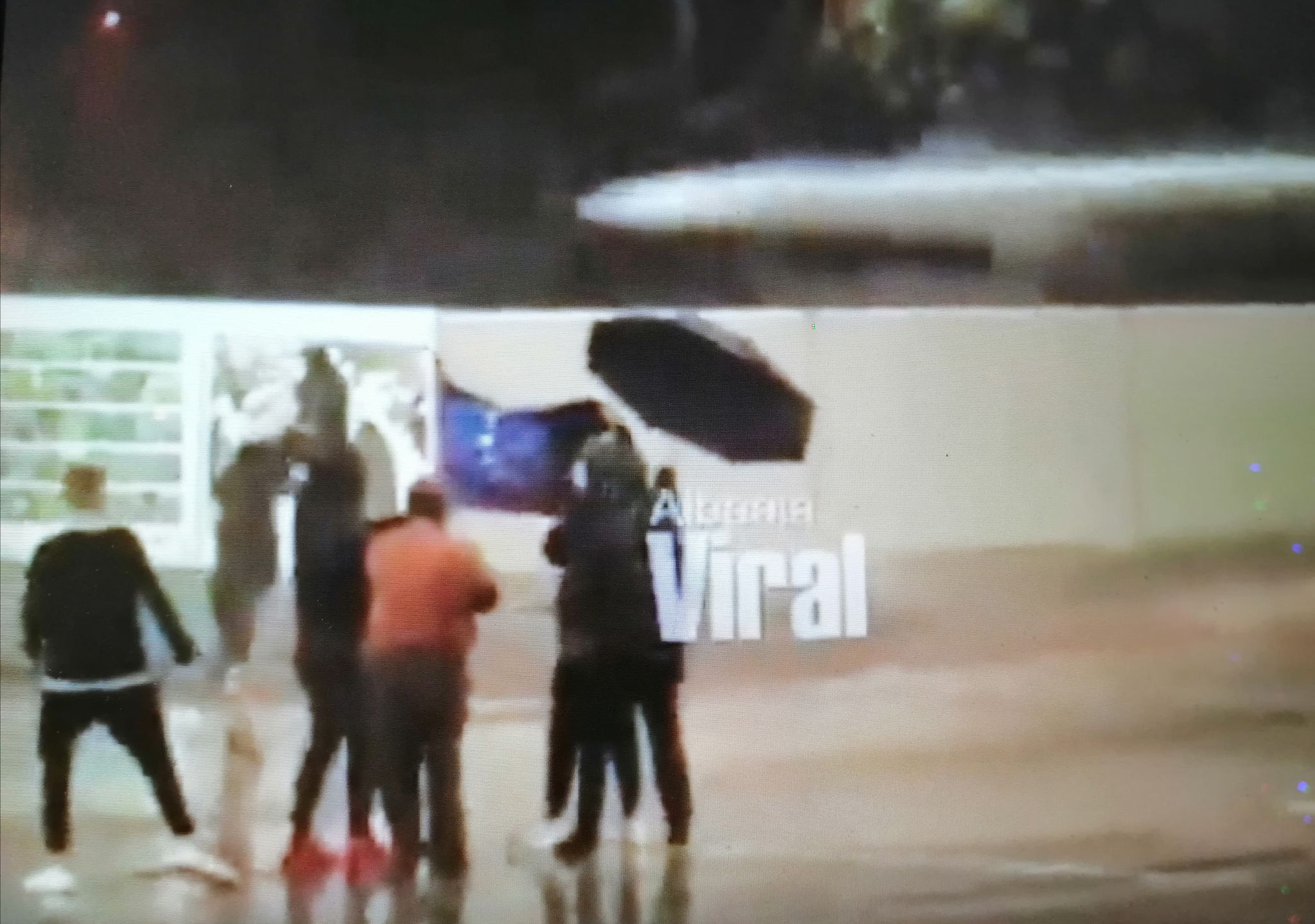 Tirane 11 dhjetor 2020 - Bulevardi Deshmoret e Kombit