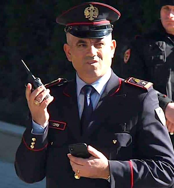 Ardi Veliu - Drejtori i Përgjithshëm i Policisë Shqiptare