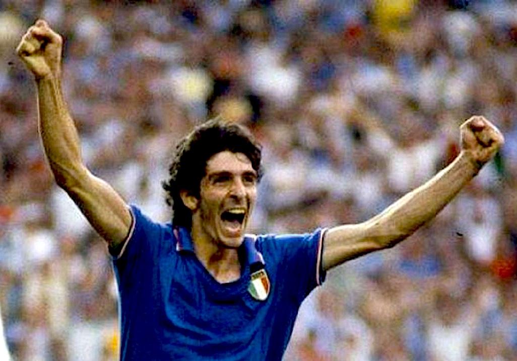 Paolo Rossi 1982 - Ulerima kampione te Botes
