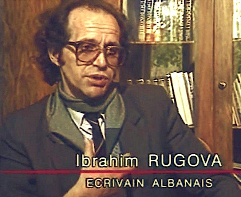 Ibrahim Rugova (1944-2006)