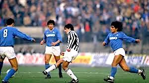 Juventus - Napoli Maradona - Rossi