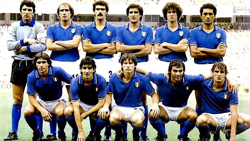 Italia 82 - Kampionë të Botës...